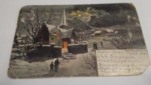 RUSSIAN POSTCARD 1904 $100 or best offer