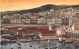 Alger Algeria, Alger, Algerie Le Port et la Ville Alger Le Port et la Ville