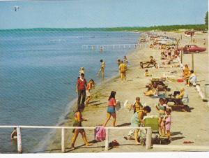 Beautiful sandy beaches, Wasaga Beach, Ontario, Canada, 50-70
