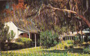 Florida Jacksonville Houses At Kingsley Plantation