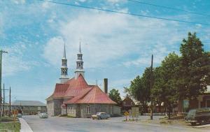L'Eglise , ST-JEAN PORT-JOLI , Quebec , Canada , 50-60s
