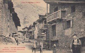 CANILLO , Valle D'Andorre , 00-10s ; Le Rue Principle
