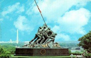 Virginia Arlington Iwo Jima Statue U S Marine Corps War Memorial