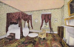 Lafayettes Bedroom The Hermitage home Of General Andrew Jackson Nashville Ten...