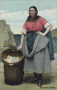 Native Costumes Newhaven Fishwife