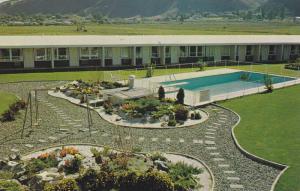 Davy Crockett Motel , KAMLOOPS , B.C. , Canada,  50-60s