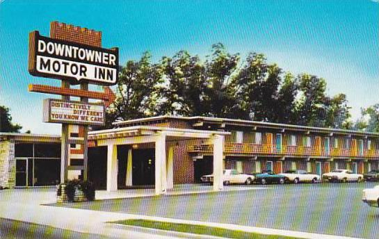 South Carolina Florence Downtowner Motor Inn