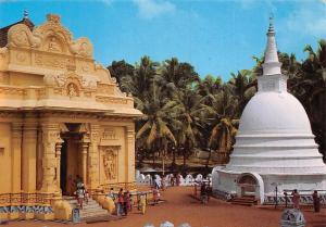 Sri Lanka Ceylon Buddhist Temple Tempel