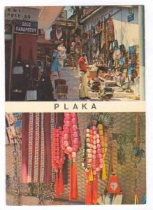 Athens - PLAKA , Greece, PU-1974