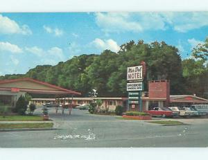 Pre-1980 OLD CARS & MAR DEL MOTEL & RESTAURANT Deland - De Land FL r0367