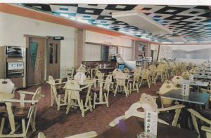 Interior, Hotel Royal, Alma,  Quebec,  Canada,  PU_1961