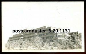 1131 - MONT JOLI Quebec 1930s St. Georges Sanatorium. Real Photo Postcard