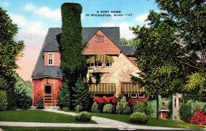 Minnesota Rochester A Cozy Home 1944