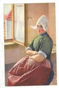 Volendam Girl, Netherlands, 00-10s