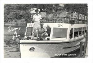 RP, Denny & John, Olson Boat Company, 1920-1940s