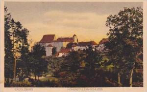 Germany Cadolzburg Hohenzollern Schloss
