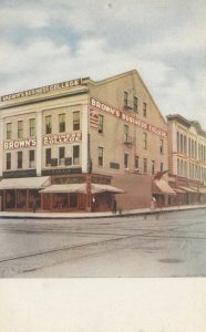 ROCK ISLAND, Illinois, 1900-10s; Brown's Business College