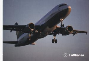 Lufthansa Airbus A320-200 Airplane , 80-90s