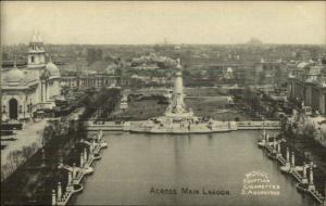 1904 Louisiana Purchase Expo Mogul Egyptian Cigarettes Advertising Postcard 4