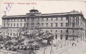 Italy Taranto Palazzio degli Uffici