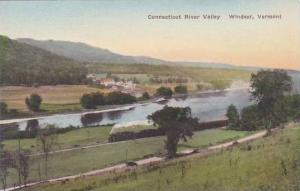 Vermont Windsor The Connecticut River Valley Albertype