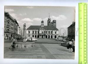 229524 GERMANY GDR Magdeburg Alten Markt old photo POSTER