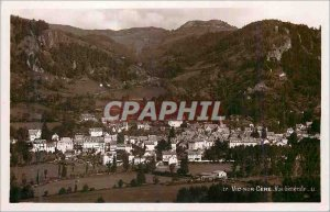 Postcard Modern Vic on Cere General view