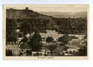 144643 Morocco MARRAKECH Camp du GUELIZ Vintage postcard