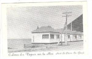 Cubines des Vagues sur la Mer, Mont St Pierre, Co. Gaspe , Quebec , Canada , ...
