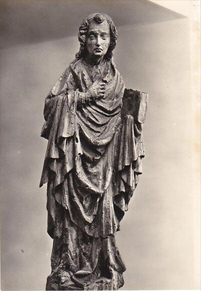Czech Republic St John The Evangelist after 1400 Galerie v Praze Photo
