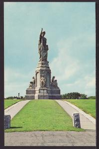 Monument to the Forefathers,Plymouth,MA Postcard