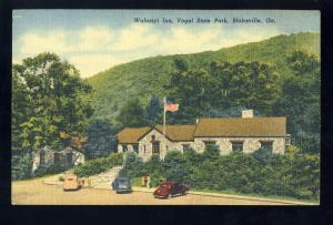 Blairsville, Georgia/GA Postcard, Walasiyi Inn, Vogel State Park
