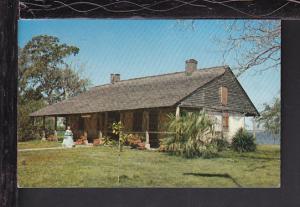 Old Spanish Fort,Pascagoula,MS Postcard BIN
