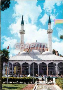 Postcard Modern Sultan Selim Mosque Damascus Syria