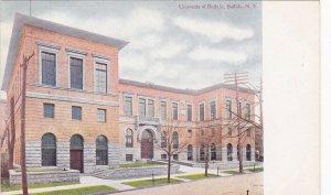 BUFFALO, New York, 1900-10s; University of Buffalo