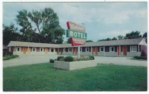 Lawrence, Kansas, Early View of Westview Motel