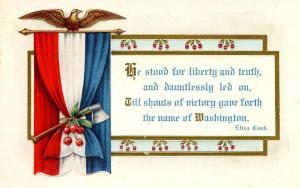 Patriotic - George Washington
