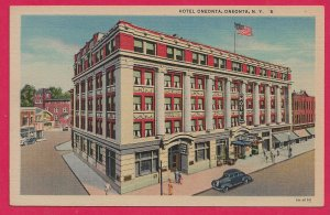 H-007 - Hotel Oneonta in Oneonta, New York