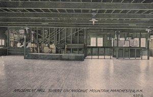 Amusement Hall , Summit UNCANOONUC Mountain , New Hampshire , 00-10s