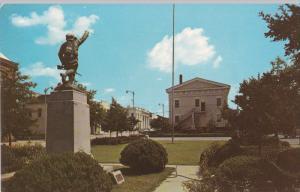 Courthouse Square, NEWBERRY , South Carolina , 50-60s
