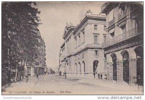Algeria Alger Le Palais de Justice