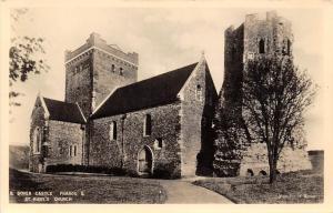 Dover Castle Pharos St. Mary's Church