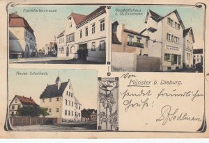 Munster b. Dieburg , Germany , 1907