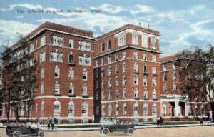 The Colonial Hospital Rochester MN Unused