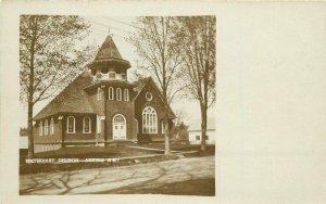 Antrim New Hampshire Methodist Church undivided C-1905 Postcard 21-7988
