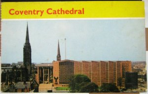 England Coventry Cathedral - unposted
