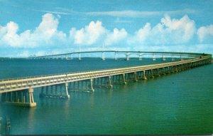 Maryland Chesapeake Bay Bridge