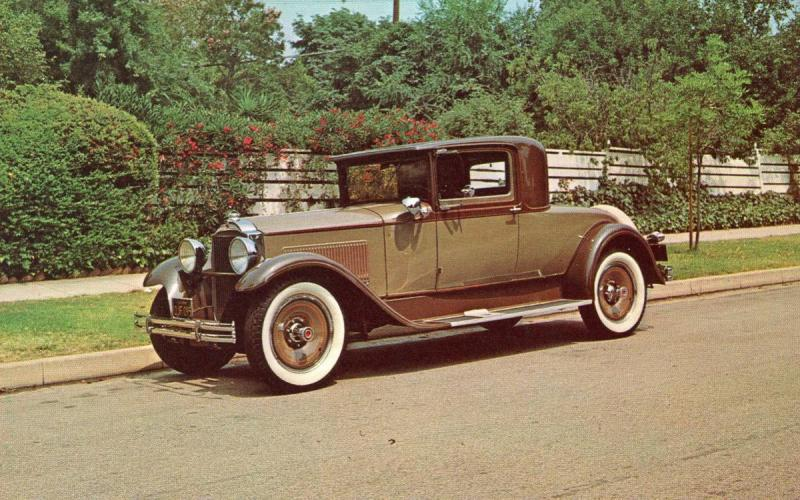1931 Packard Coupe