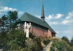 Germany Kapelle Maria Frieden auf der Buehler Hoehe