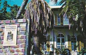 Florida Key West Hemingway House